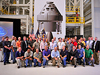 NASA team at Michoud Assembly Facility