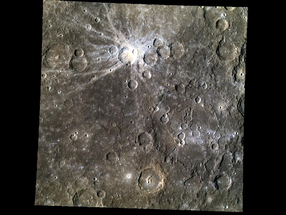 Image from Orbit of Mercury: Painting Mercury