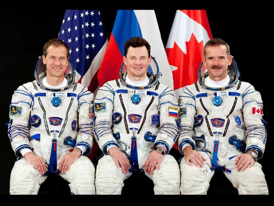 Expedition 32 backup crew