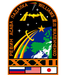 ISS Expedition 32 patch