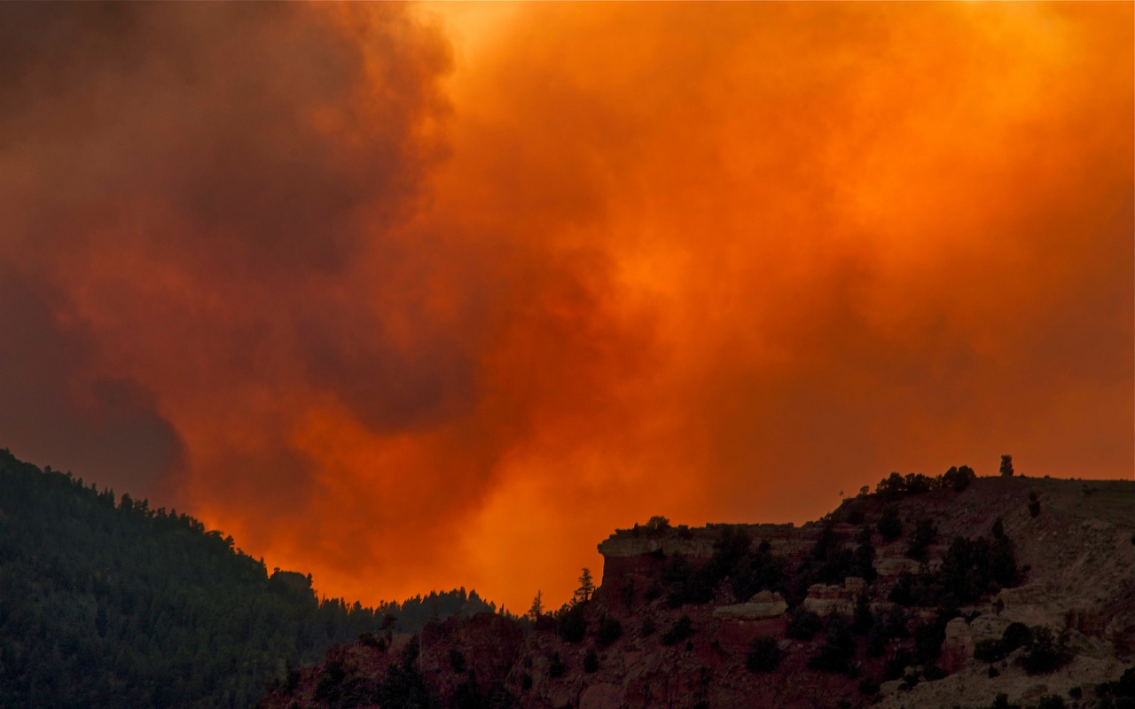 NASA Observes The Waldo Canyon Fire, Colo