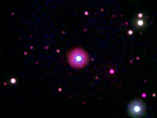 Swift's Ultraviolet/Optical Telescope captured this view of HD 189733b's star on Sept. 14, 2011.