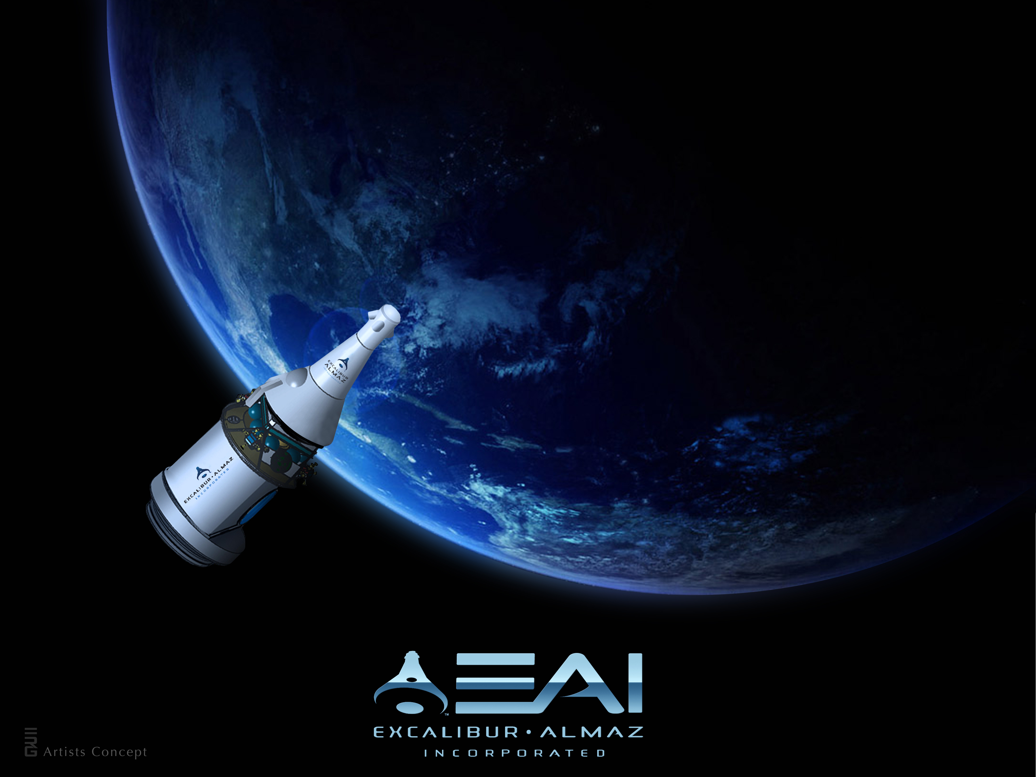NASA - NASA and Excalibur Almaz Inc. Complete Space Act ...