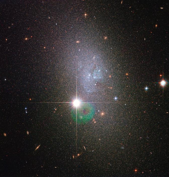 Galaxy DDO 82