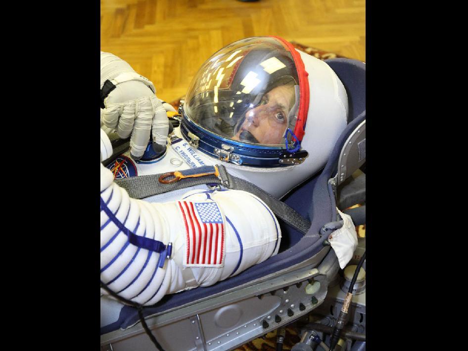 suni williams astronaut - photo #33