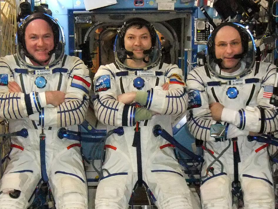 Expedition 31 Crew Members