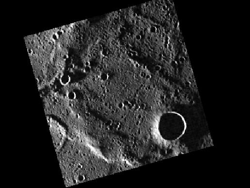 Image from Orbit of Mercury: Groundhog Day