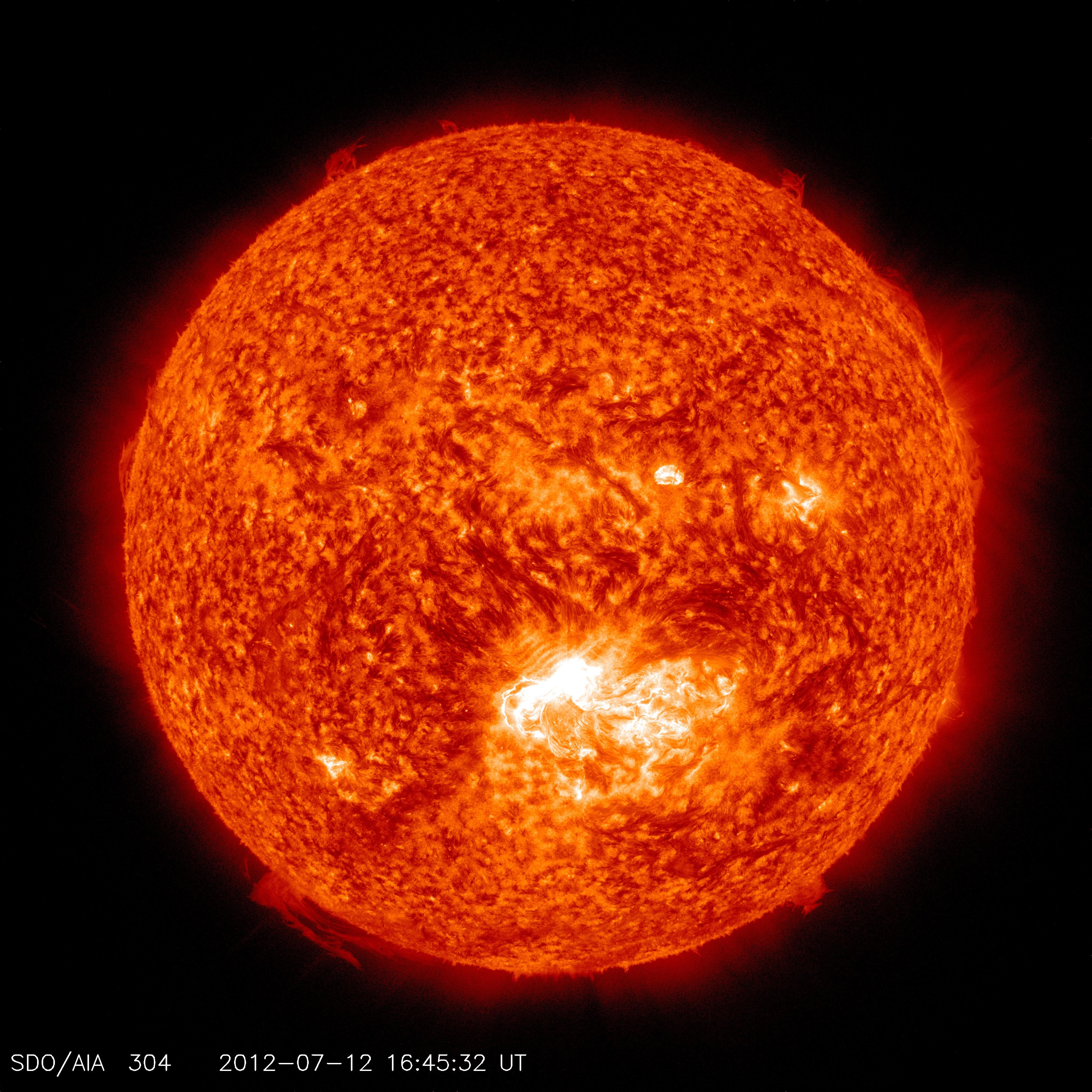 diameter of the sun nasa - photo #3