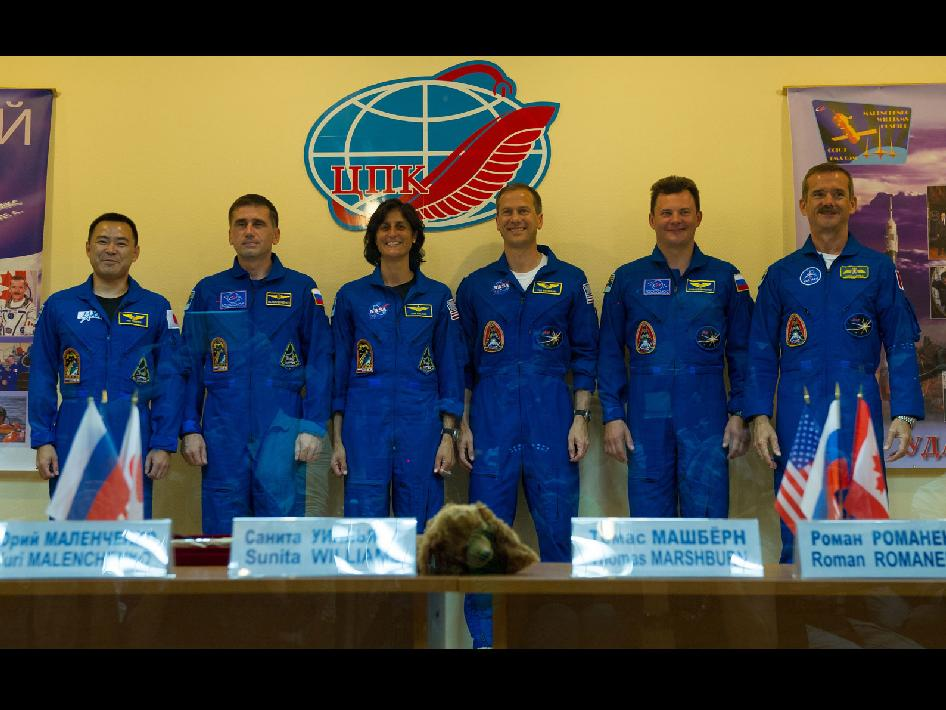 Expedition 32