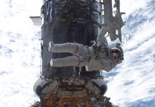 Astronaut John Grunsfeld on Hubble Servicing Mission