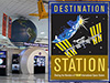 Destination Station traveling exhibit