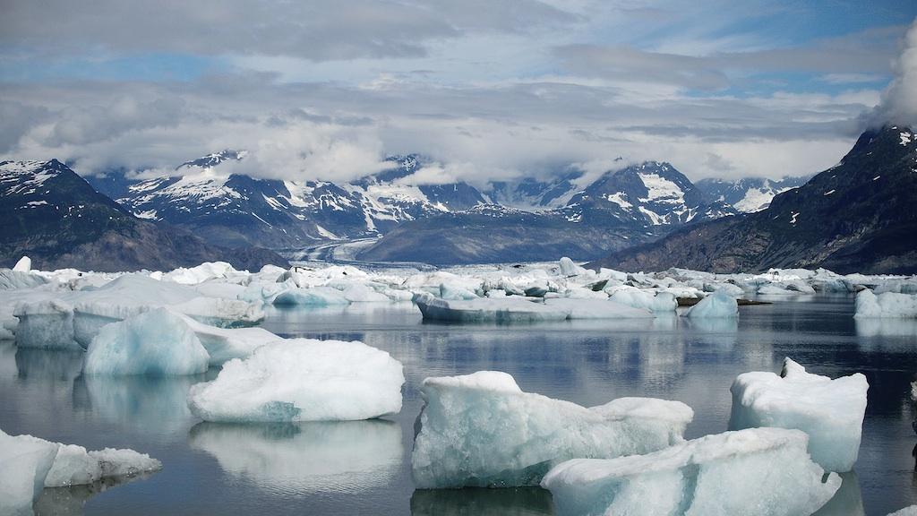 NASA - Landsat Top 10: Columbia Glacier—A Swift Retreat