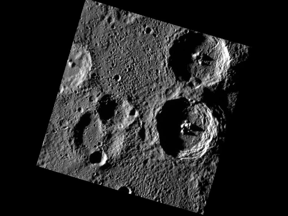 Twin Craters- Holberg & Spitteler