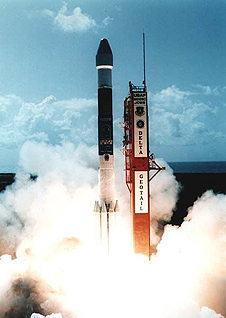 The Geotail mission launched on July 24, 1992.