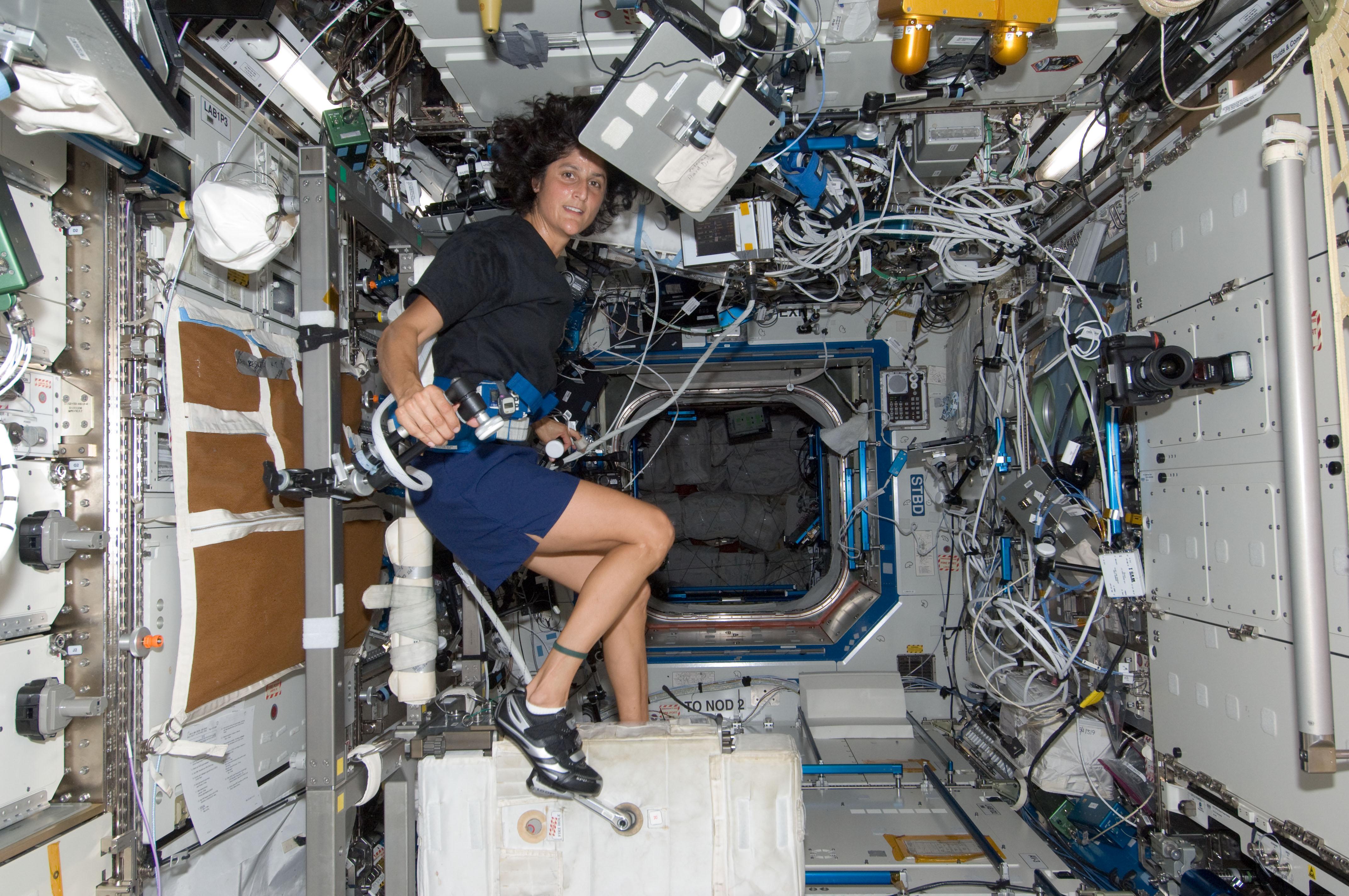 NASA - Expedition 32 Flight Engineer Sunita Williams