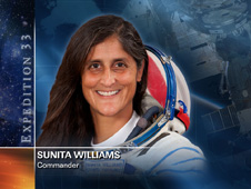 sunny williams space station - photo #19