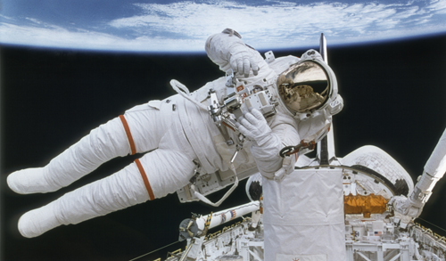 Living things in space require sophisticated systems to monitor their health, safety, and to collect scientific data.