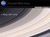 Flash: Cassini Photo Essay