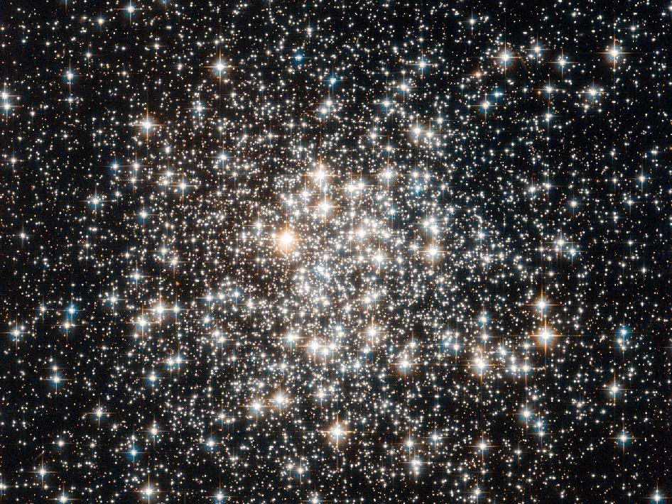 Field of Stars   NASA
