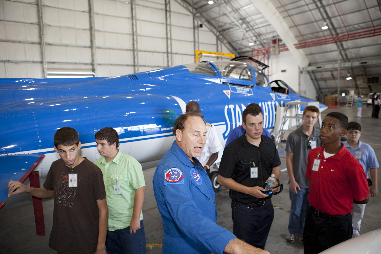NASA - FIT Summer Aviation Camp