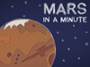 Mars in a Minute logo