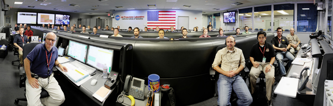 JPL's Mission Support Area