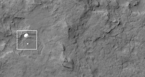 Curiosity por MRO