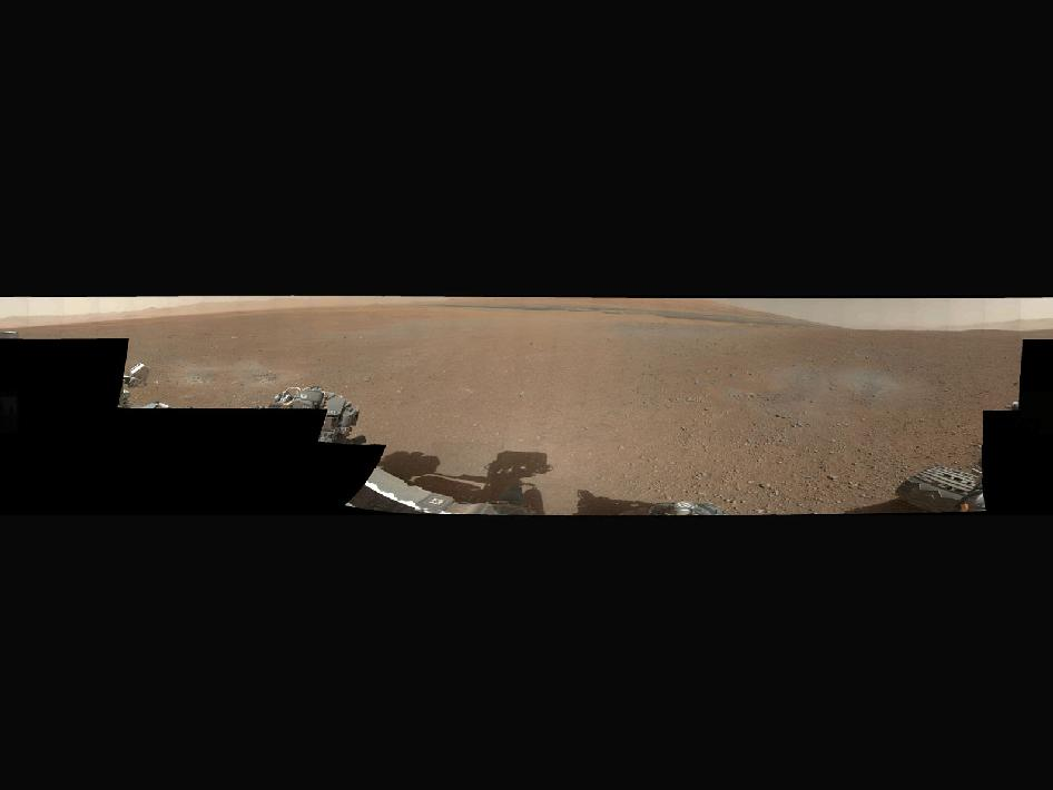 Gale Crater Vista