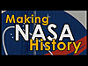 Making NASA History title screen