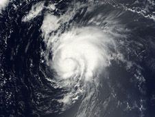 Image of Tropical Storm Gordon