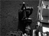 Mars Science Laboratory rover wheel wiggle