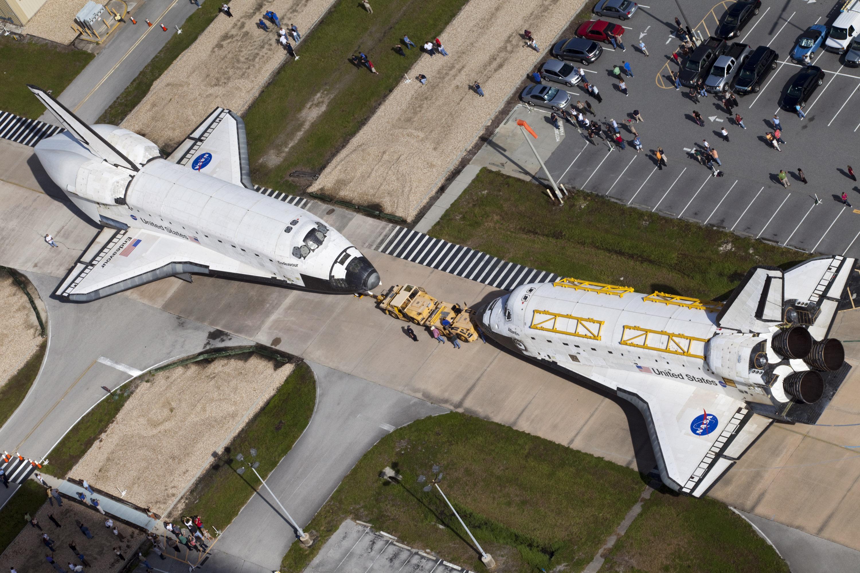 endeavour space shuttle snelheid - photo #28