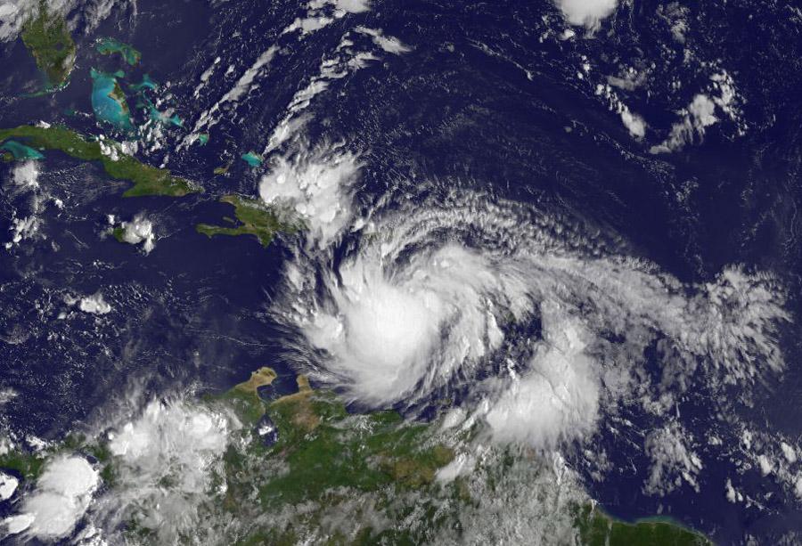 storm chantal aug 21 tropical storm hanna lashes tropical storm ...
