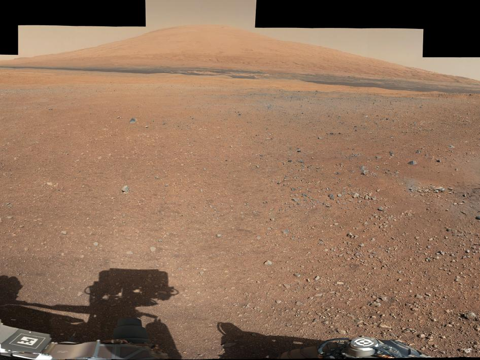 This imagery is being released in association with NASA's Mars Science Laboratory mission.