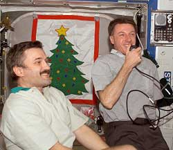 Expedition 8 crew