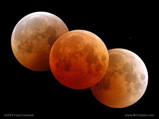 Oct. 27 lunar eclipse