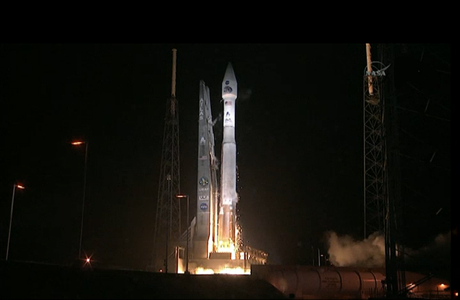 RBSP launches successfully at 4:05am EDT.