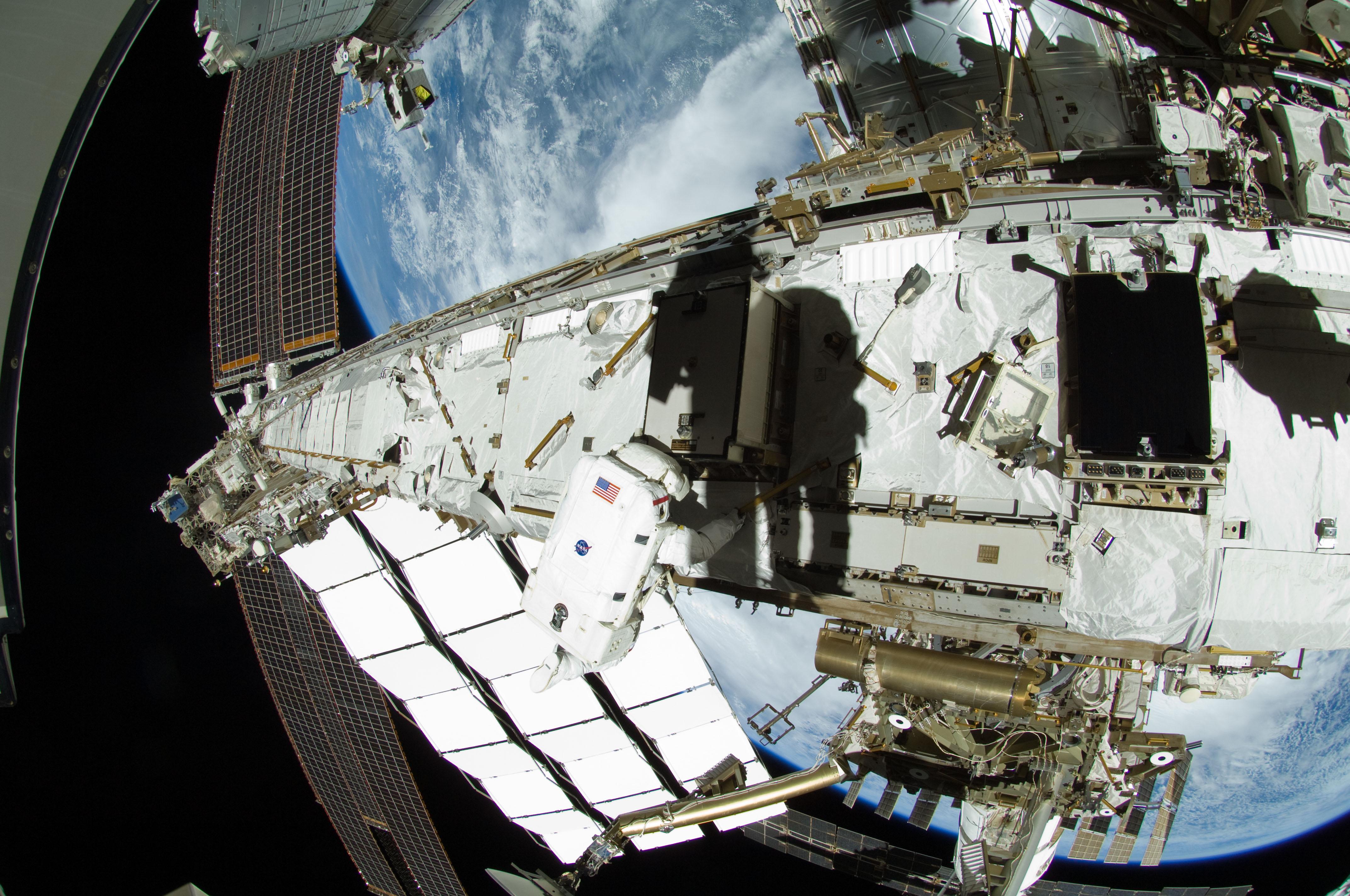 NASA - Sunita Williams