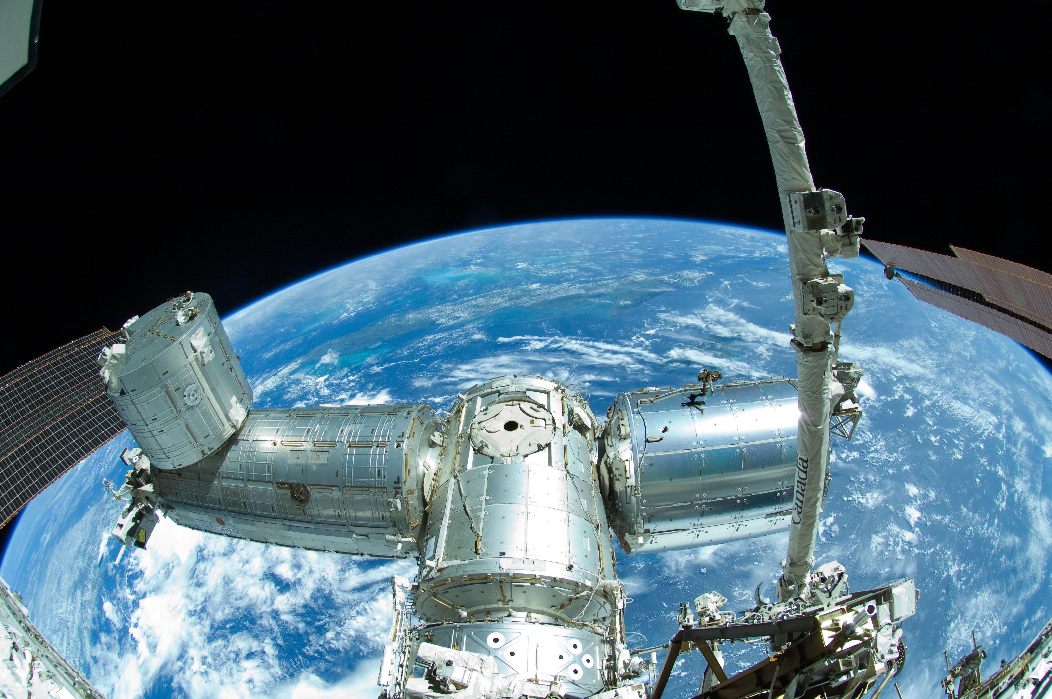 main space station nasa - photo #1