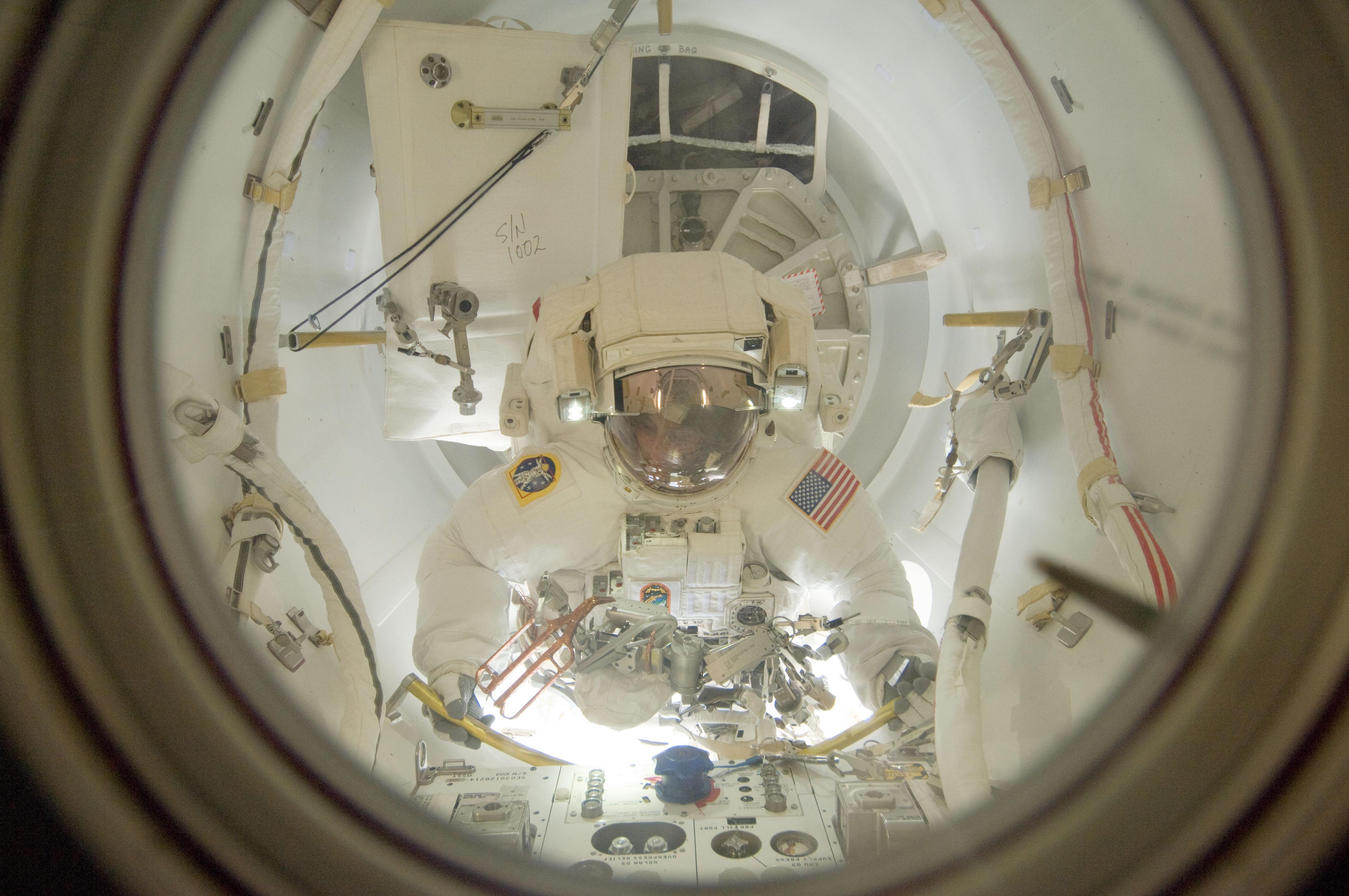 NASA - NASA Astronaut Sunita Williams
