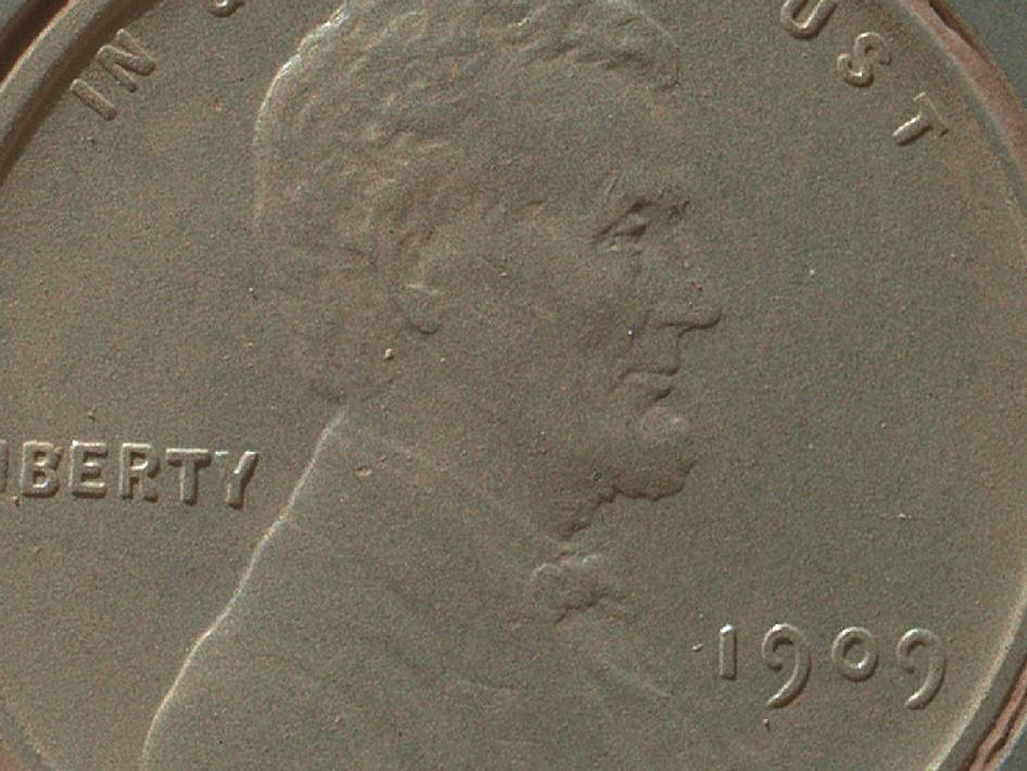 penny close up