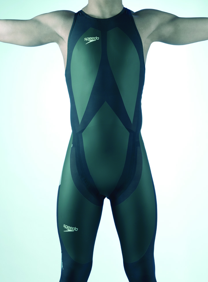 Speedo LZR swimsuit NASA