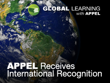 APPEL Receives IACET Recognition