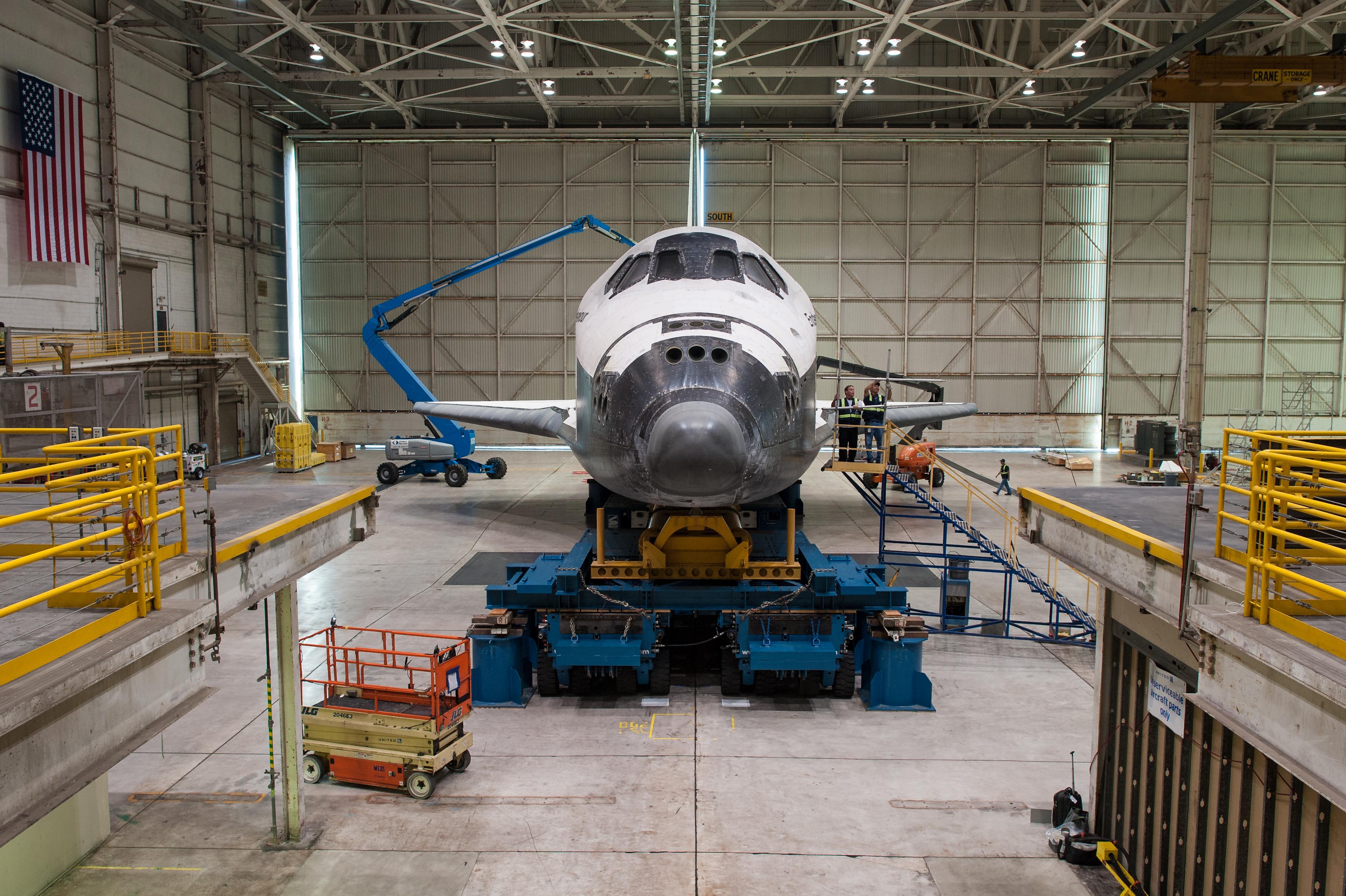 space shuttle endeavour size - photo #25