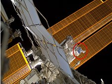 SCaN Testbed installed on the International Space Station (NASA)