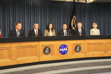 NASA managers host a CPC Pre-Proposal Conference
