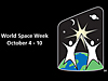 World Space Week logo