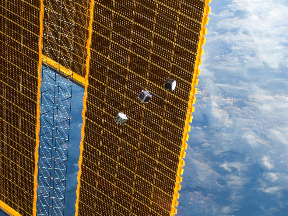 Tiny Satellites