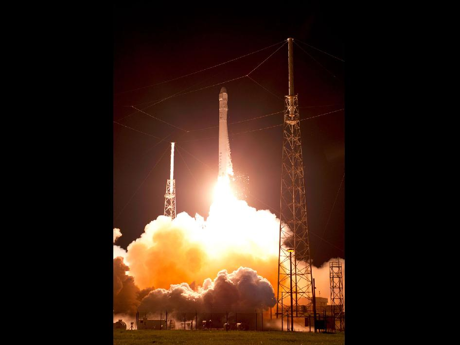 SpaceX Falcon 9 Launches