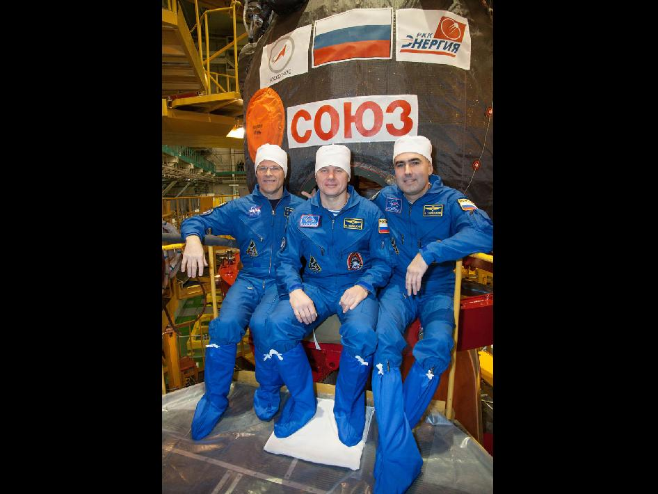 The Expedition 33 Crew